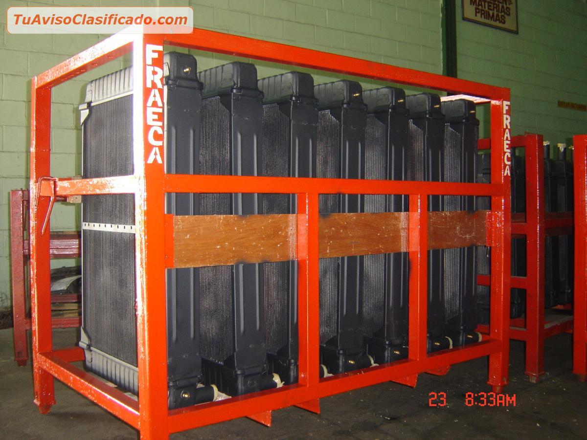 Fabrica de radiadores colmenas enfriadores de aceite e - Radiadores de aceite precios ...