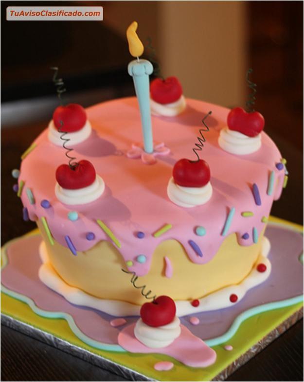 Curso integral de reposteria tortas decoradas gelatinas - Mundo de la reposteria ...