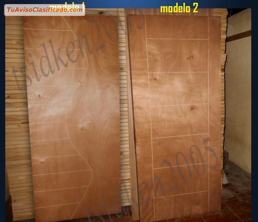 Ver puertas de madera ver with puerta madera puerta soho for Puertas de madera para cuartos