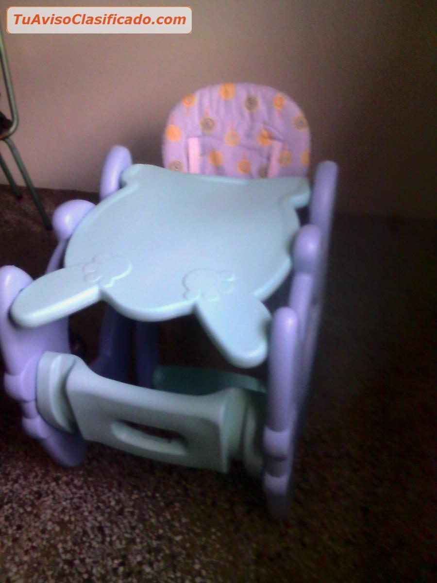 En venta silla comedor y escritorio para bebes beb s y for Sillas escritorio uruguay
