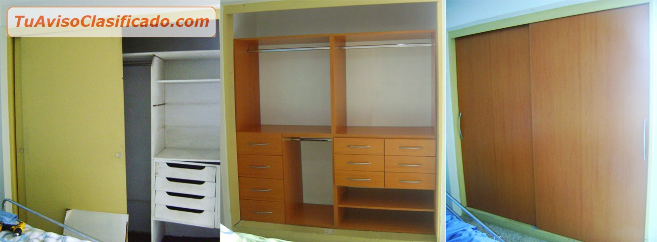 Cocinas y closets modulares servicios y comercios for Cocinas y closets