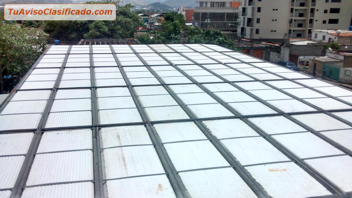 Laminas para techo termoblok ferreter a herramientas y for Tipos de laminas para techos de casas