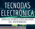 Servicio tecnico especializado en electronica a domicilio
