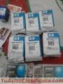 Se vende cartuchos hp y epson 04169116848