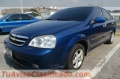 Chevrolet Optra Desing T/A año 2007