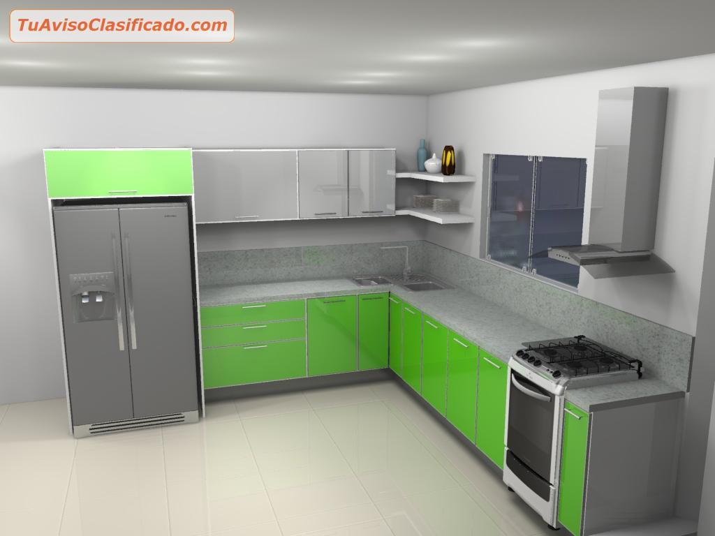 Diseño y fabricación de Cocinas, Closet, Baños, Mobiliarios ...