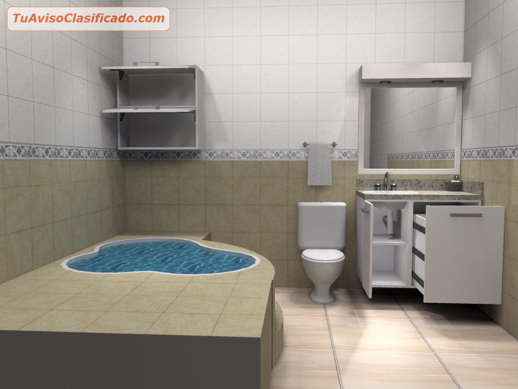 diseño 3d y fabricación de cocinas modulares, closet, baños, ofici