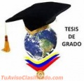 TESIS, UNIVERSIDAD DE CHILE, ARGENTINA, REPUBLICA DOMINICANOR, PERUA, ECUAD
