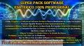 Súper Pack de Software Esotérico 100% Profesional Con 5 Poderosos Programas.