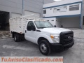 FORD SUPER DUTTY 350 CON O SIN PLATAFORMA
