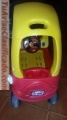 Carro little tike