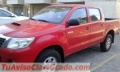 SE VENDE TOYOTA HILUX  FULL EQUIPO 4X4 2015