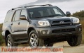 TOYOTA FOR RUNNER 4x4 2016 (ULTIMOS CUPOS)
