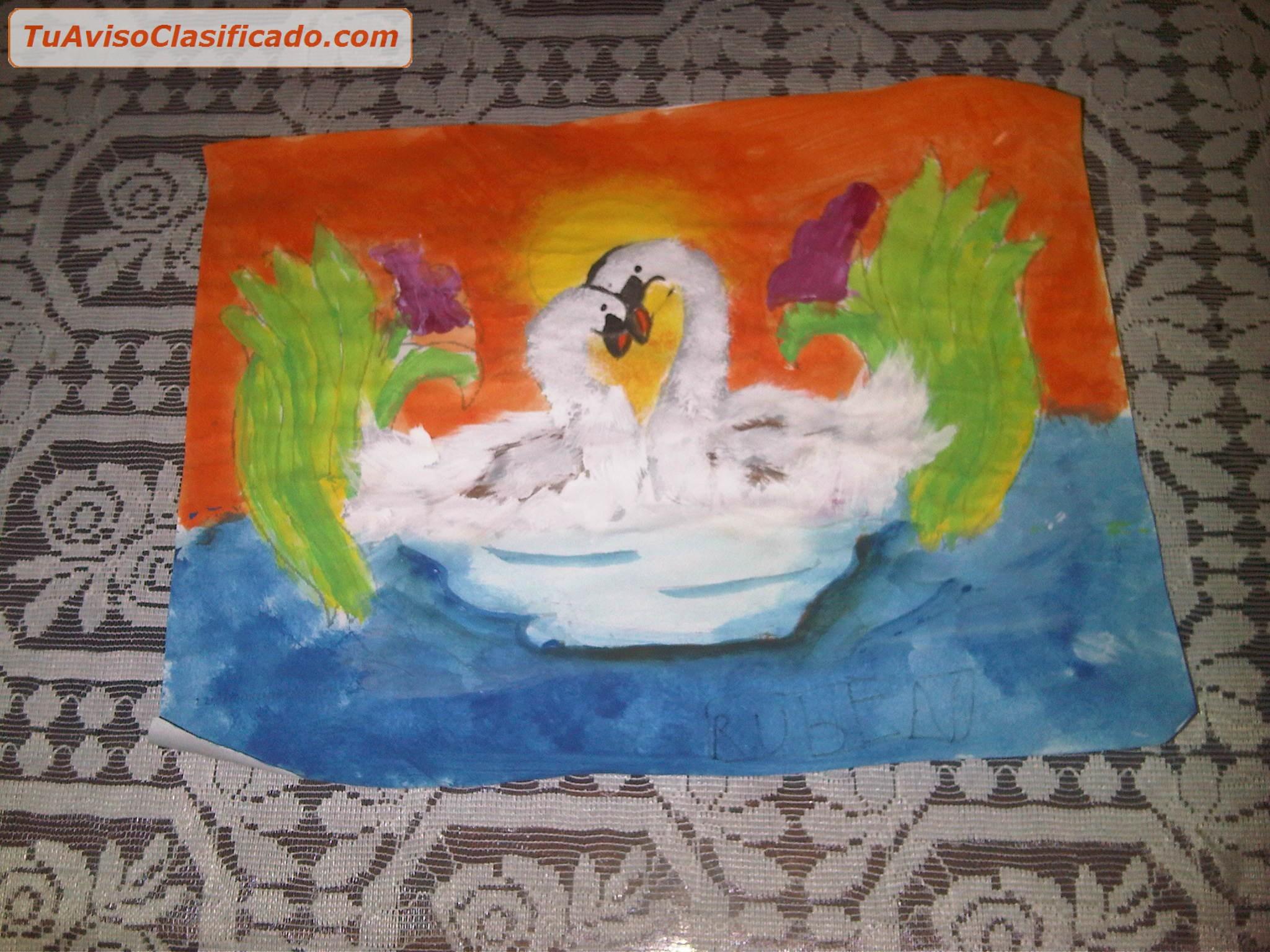 Clases de pintura para mujeres y niños - Cursos, Formación y Educa...