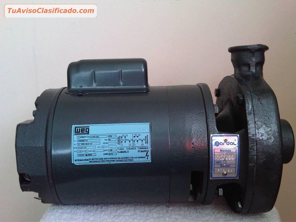 Bomba de agua centrifuga de 1 hp marca mardal 100 for Marcas de bombas de agua