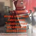 TRILLADORA MAIZ