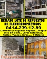 Lote de Repuestos DE ELECTRODOMÉSTICOS REMATANDO POR CIERRE