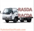 Camión servicio Racda Rasda