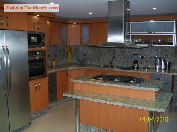 Cocinas closet ba os remodelaciones y construcciones en for Cocinas modernas uruguay