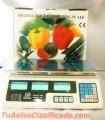 Peso electronico ce digital 40 kilos