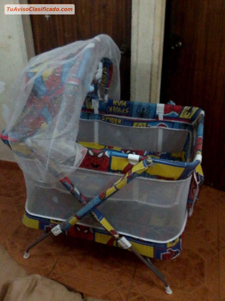 Cunas corrales y mois s de beb s y ni os en for Cunas y muebles para bebes