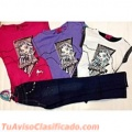 Hermosas Franelas Monster High para Niñas
