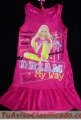 Ropa Infantil Casual de Barbie