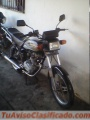 "SE VENDE MOTO ""EMPIRE HORSE"" 2009 COLOR NEGRA OPERATIVA BS NEGOCIABLES"