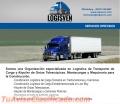 Logisven - Transporte de Carga de Camiones - Camion NPR
