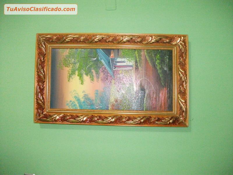 3 cuadros grandes y 4 peque os bonitos baratos arte y
